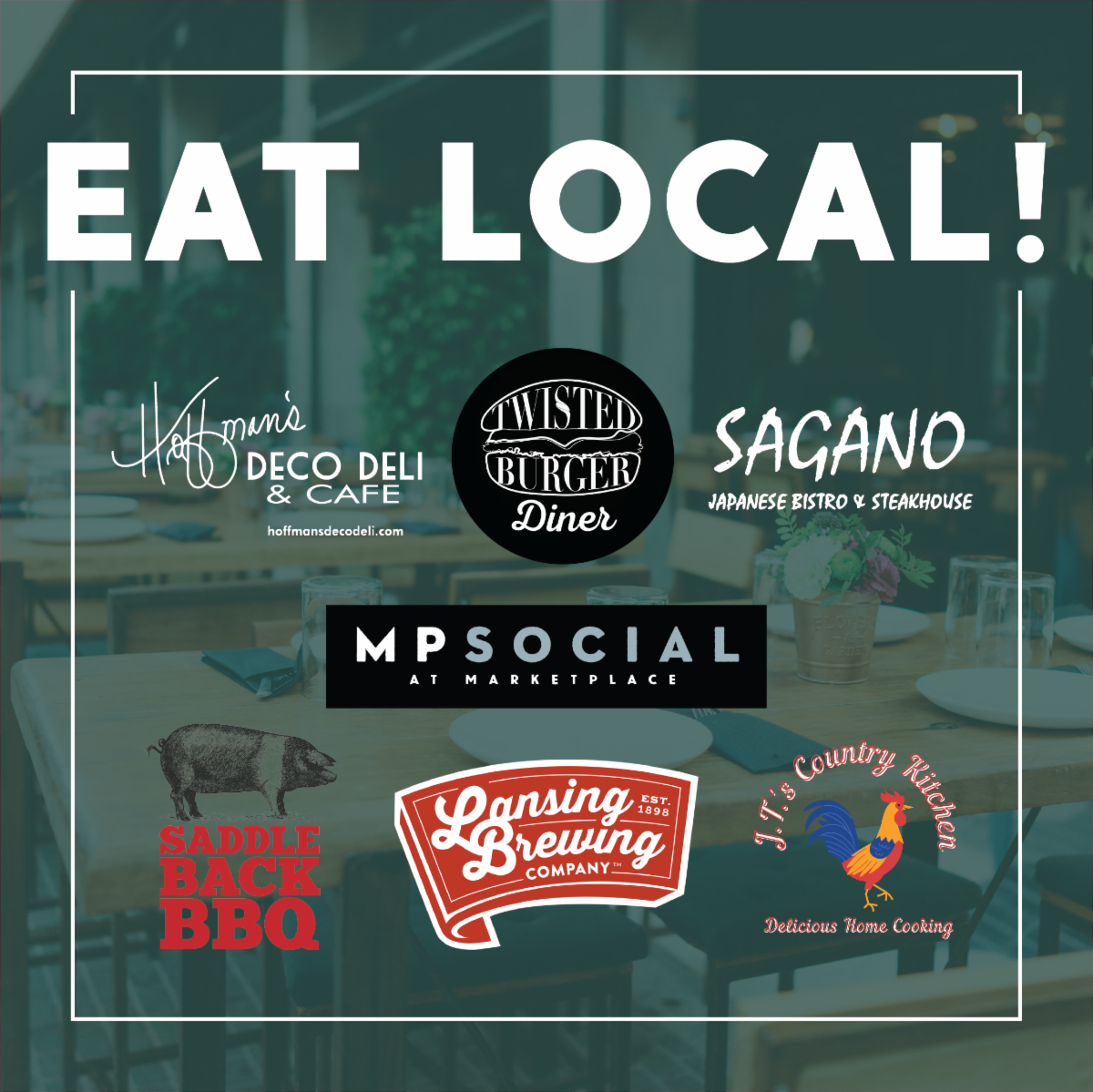 The Financial Strategies Group Michigan Starts an Eat Local Campaign